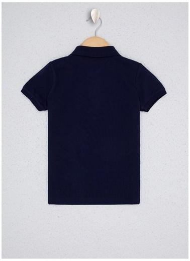 U.S. Polo Assn. U.S. Polo Assn. Erkek Çocuk Lacivert Polo Yaka T-Shirt Lacivert
